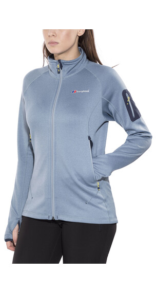 Berghaus Pravitale 2.0 Fleece Jacket Women Misty Marl